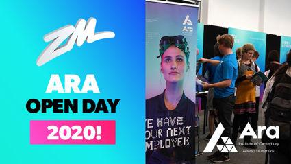 CHRISTCHURCH: Ara Open Day!