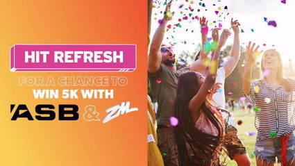 Hit Refresh and win 5k with ASB!