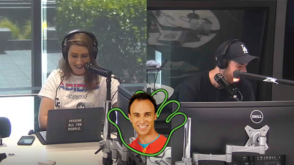 Bree and Clint chat to OG Hi-5 member about rumours they're reuniting!