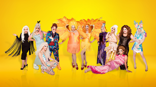 NZ's House of Drag hits screens, today!