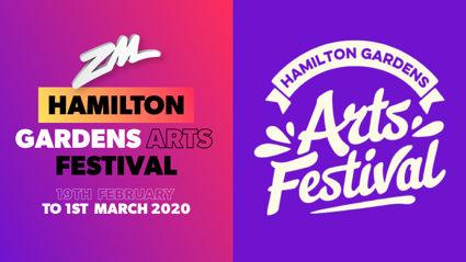 Waikato: Hamilton Gardens Art Festival!