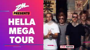 ZM Presents The 'Hella Mega' Tour!