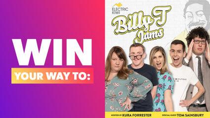 Win with Electric Kiwi Billy T Jams!
