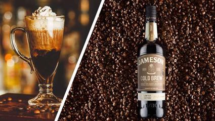 A coffee-infused whiskey exists and it will be your go-to drink