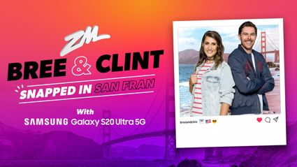 Win A Trip To San Fran Thanks To Samsung!