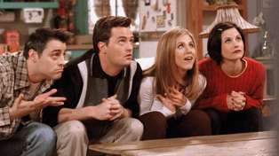 Jennifer Aniston just confirmed the FRIENDS reunion is happening!