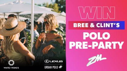 Win a Spot at Bree and Clint's Polo Pre-Party!