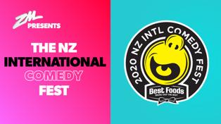 ZM Presents the NZ International Comedy Festival!