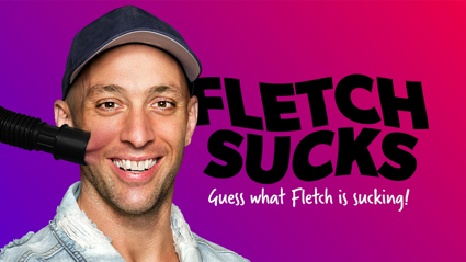 'Fletch Sucks' is the new segment involving Fletch and a vacuum