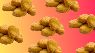 You can now buy 50 packs of chicken nuggets at McDonald's!