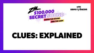 The Secret Sound Clues Explained