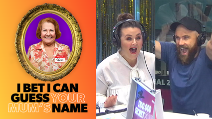 We finally guessed a listener's Dad's name!