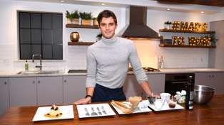 Queer Eye's Antoni is giving us Quarantine cooking lessons so we don't starve