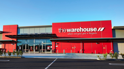 The Warehouse and Noel Leeming are set to open online to sell basics