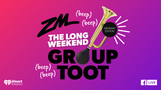 Fletch, Vaughan, and Megan's Long Weekend Groop Toot Driveway Edition!
