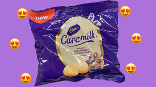 In case you missed it: Caramilk Easter eggs are in NZ!