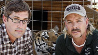 Watch Louis Theroux interview Joe Exotic back in 2011