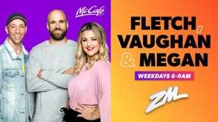 Fletch Vaughan & Megan Podcast - April 8th 2020