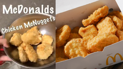 This McDonald's Chicken McNuggets recipe is going viral