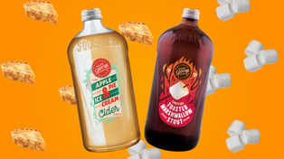 Apple Pie & Ice cream cider and Toasted Marshmallow beer now exist thanks to this Kiwi company!