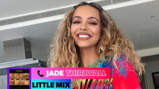 Jade Thirlwall from Little Mix chats to Cam!