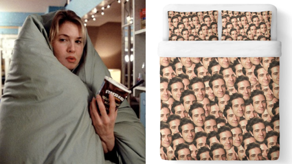 Missing your bestie? You can now get their face printed on a duvet cover