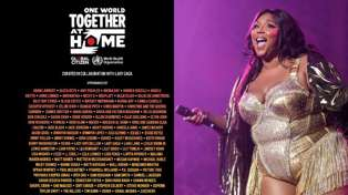 Watch Taylor Swift, Sam Smith, Lizzo and more perform at the Together At Home concert today!