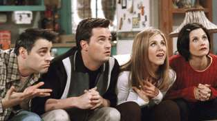FRIENDS fans can win a spot at the HBO reunion special!
