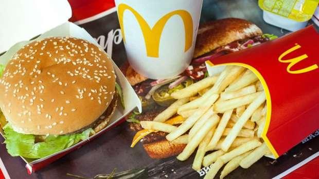 Favourite Fast Food Restaurants