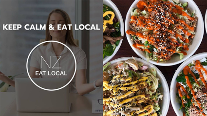 EatLocal is the new Kiwi delivery service for local eateries
