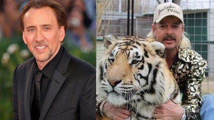 Nicholas Cage will play Joe Exotic in new Tiger King series