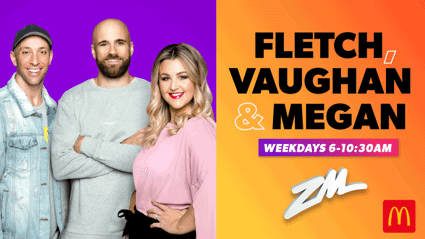 Fletch, Vaughan & Megan Podcast - 8th May 2020