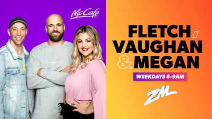 Fletch, Vaughan & Megan Podcast - 12th May 2020