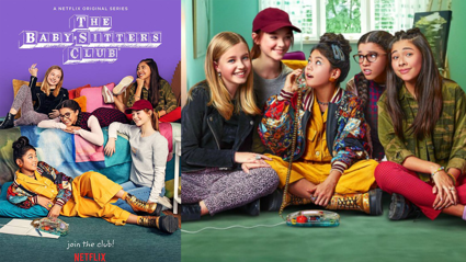 Netflix just announced The Baby-Sitters Club reboot series!