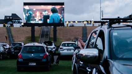 Drive in cinema's are coming to New Zealand for the cutest night out!