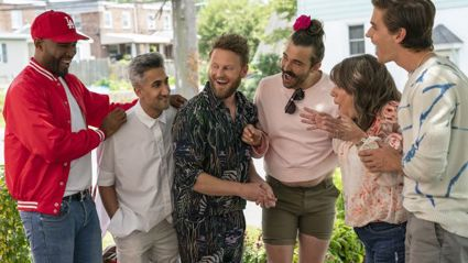 Netflix just announced Queer Eye season 5 and it's coming sooner than you think!