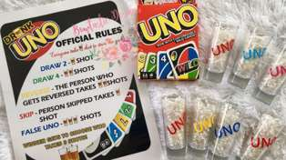 You can now get a drunk version of UNO and it's sure to spice up any party!