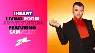 Listen to Sam Smith live from their living room