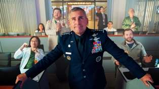 Netflix's latest comedy starring Steve Carell, 'Space Force' is out TONIGHT!