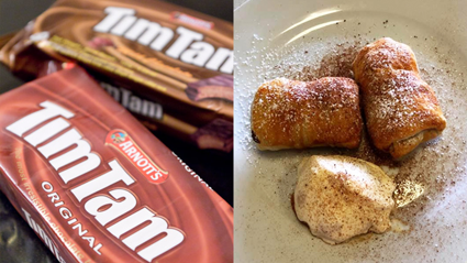 The internet is obsessed with this Tim Tam Air Fryer recipe