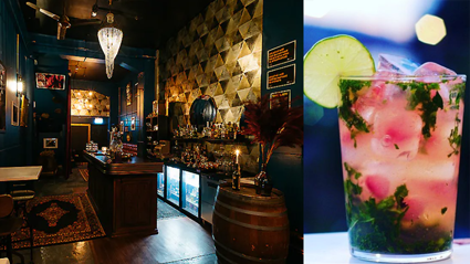 A prohibition themed bar just opened in NZ and it looks like an epic night out!