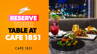 CHRISTCHURCH: Win a Reserved Table at Cafe 1851