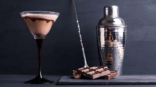 Hot chocolate Martini's are the latest trend we can get behind