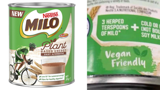 Plant-based Milo just launched in NZ, but is it really vegan?