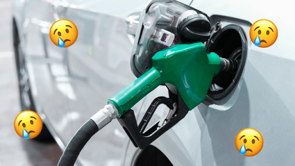 Petrol prices are increasing throughout NZ, tomorrow