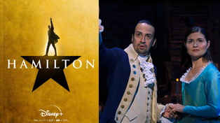 You can watch Hamilton the Broadway musical on Disney+ from TONIGHT!