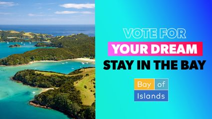 WIN your dream stay in The Bay with Bay of Islands Tourism