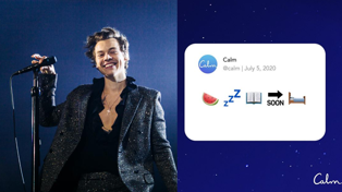 You can now have Harry Styles read you to sleep (in a non creepy way)
