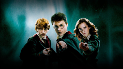 A 'Harry Potter' movie marathon happening in cinemas this weekend