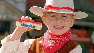 Could you be NZ's first Milkybar Kid-ult?!